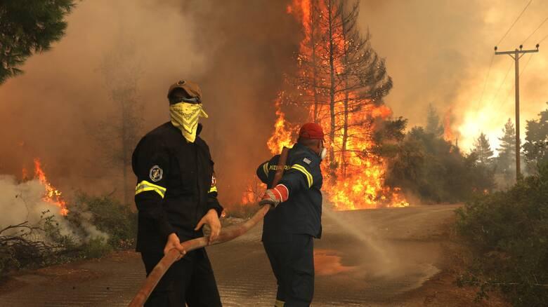 Πυρκαγιές: Εφάπαξ οικονομική ενίσχυση 6.000 ευρώ στους τραυματίες
