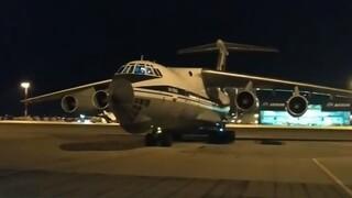 Φωτιές: Στην Αθήνα το πρώτο θηριώδες ρωσικό πυροσβεστικό αεροσκάφος