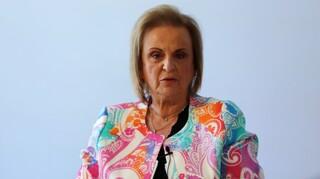 Κορωνοϊός - Παγώνη: Ανησυχία εν όψει Δεκαπενταύγουστου - Έκκληση για εμβολιασμό