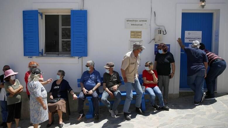 Κορωνοϊός: «Συναγερμός» για νέες περιοχές μετά την «έκρηξη» κρουσμάτων