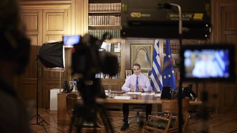 Συνέντευξη Μητσοτάκη: Τι θα πει ο πρωθυπουργός - Ο απολογισμός, ο απολογισμός και η επόμενη ημέρα