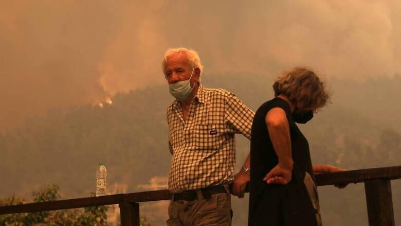 Κορκίδης: Oι πυρκαγιές δημιούργησαν «εγκαύματα» στην οικονομία και έβαλαν φωτιά στον «προϋπολογισμό»