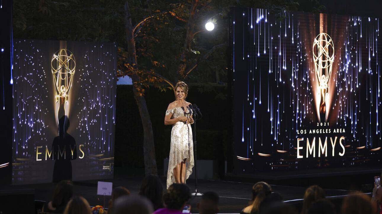 Βραβεία Emmy: Σε ανοικτό χώρο η τελετή απονομής λόγω της πανδημίας