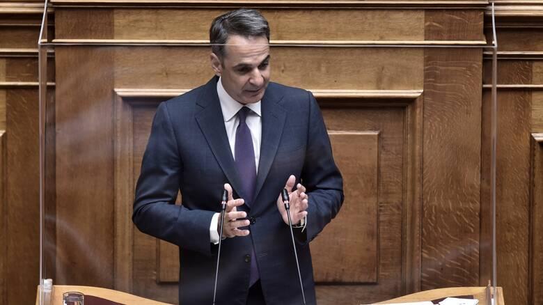 Μητσοτάκης: Θα ενημερώσει τη Βουλή για τις καταστροφικές πυρκαγιές