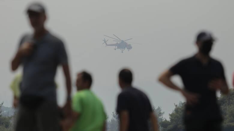 Τι ισχύει για τις ασφαλιστικές εισφορές των πυρόπληκτων στην Εύβοια