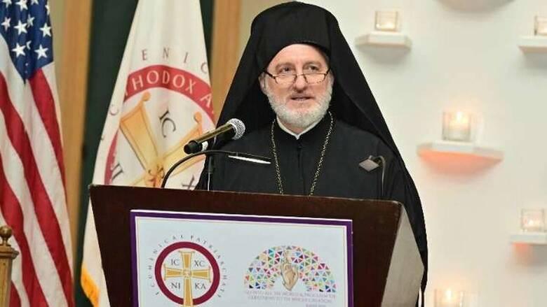Αρχιεπίσκοπος Αμερικής Ελπιδοφόρος: Έκκληση για βοήθεια στους πυρόπληκτους της Ελλάδας