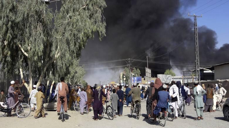 Αφγανιστάν: Πλησιάζουν επικίνδυνα την Καμπούλ οι Ταλιμπάν - Εσπευσμένα φεύγουν οι δυτικοί διπλωμάτες