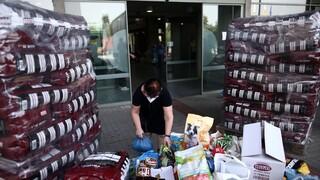 «Κύμα» συμπαράστασης των δήμων της Αττικής στους πυρόπληκτους: Συγκινητική ανταπόκριση του κόσμου