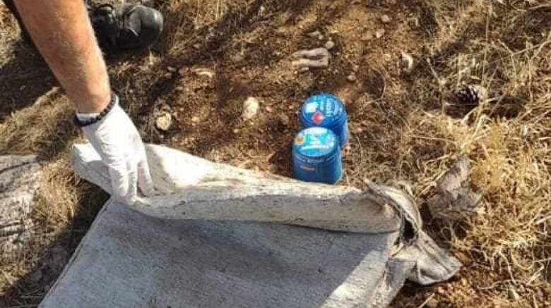 Γκαζάκια στο δασάκι της Αργυρούπολης - Για δεύτερη φορά μηχανισμός στον  Υμηττό - CNN.gr