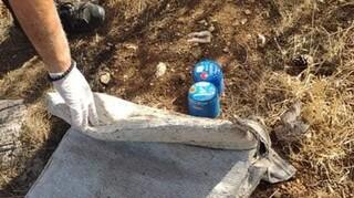 Γκαζάκια στο δασάκι της Αργυρούπολης - Για δεύτερη φορά μηχανισμός στον Υμηττό