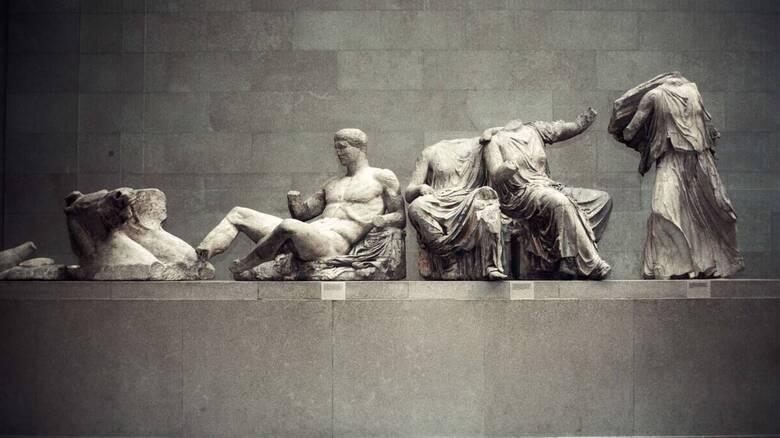 Μενδώνη για τα Γλυπτά του Παρθενώνα: Προσβλητικές και επικίνδυνες οι συνθήκες στο Βρετανικό Μουσείο