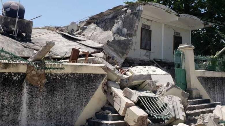 Ισχυρός σεισμός στην Αϊτή: Δεκάδες νεκροί - Σε κατάσταση έκτακτης ανάγκης η χώρα