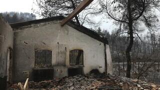 Πυρκαγιές: Επικίνδυνες εκατοντάδες κατοικίες - Τι έδειξαν οι μέχρι στιγμής έλεγχοι στα καμμένα