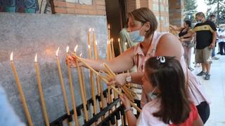 Δεκαπενταύγουστος: Η Ελλάδα γιορτάζει την Κοίμηση της Θεοτόκου στην σκιά της πανδημίας