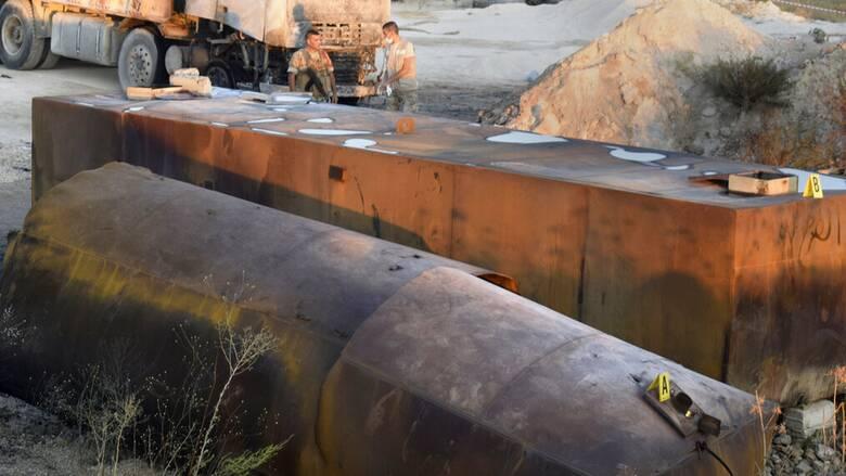 Θρήνος αλλά και οργή στον Λίβανο: Εξερράγη βυτιοφόρο με καύσιμο - Τουλάχιστον 20 οι νεκροί