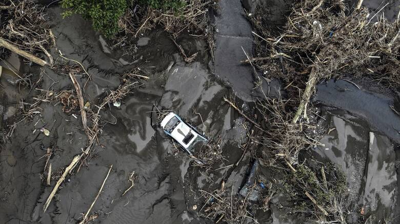Συλλυπητήρια ΥΠΕΞ στους οικείους των θυμάτων από τις πλημμύρες στην Τουρκία