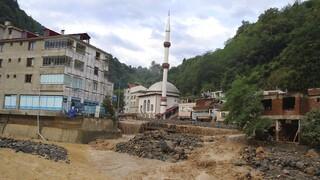Τουρκία: Αυξάνεται δραματικά ο αριθμός των νεκρών από τις πλημμύρες