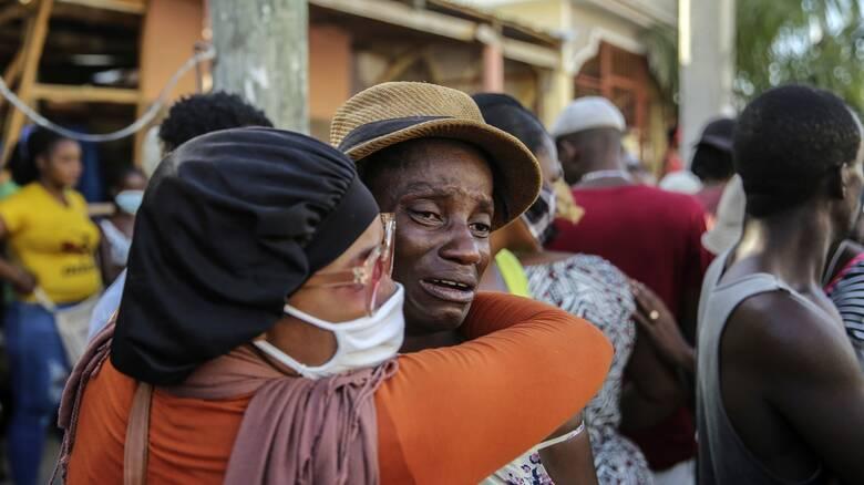 Σεισμός στην Αϊτή: Στους 1.297 οι νεκροί, περισσότεροι από 5.700 οι τραυματίες