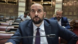 Τζανακόπουλος: Μισή και υποκριτική η «συγγνώμη» του πρωθυπουργού