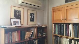 Θεσσαλονίκη: Το σπίτι του Ντίνου Χριστιανόπουλου «ζωντανεύει» στη Βιβλιοθήκη του Πανεπιστημίου