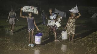 Αϊτή: Τροπική καταιγίδα και πλημμύρες μετά τον σεισμό - Σε κορεσμό τα νοσοκομεία