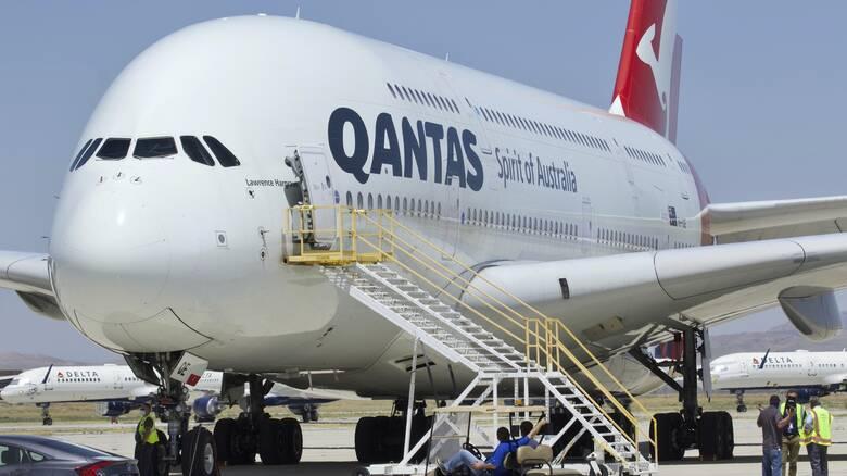 Κορωνοϊός – Αυστραλία: Υποχρεωτικός ο εμβολιασμός για τους εργαζομένους στην Qantas