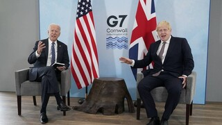 Αφγανιστάν: Μπάιντεν και Τζόνσον θα συμμετάσχουν στην έκτακτη σύνοδο κορυφής των G7