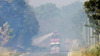 Γαλλία: Mάχη για τρίτο 24ωρο προκειμένου να τεθεί υπό έλεγχο η φωτιά στο Σεν Τροπέ