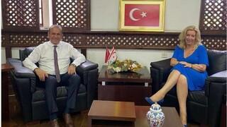 Αντιδράσεις στην Κύπρο για την επίσκεψη Ολλανδής βουλευτή στα κατεχόμενα