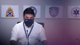 Νίκος Χαρδαλιάς: Βγήκε από το νοσοκομείο μετά το ισχαιμικό επεισόδιο - Το ιατρικό ανακοινωθέν