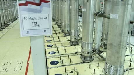 Ιράν: Για την επιτάχυνση της παραγωγής ουρανίου εμπλουτισμένου προειδοποιεί η IAEA