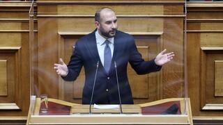 Τζανακόπουλος: Επικοινωνιακή φούσκα το επιτελικό κράτος του κ. Μητσοτάκη