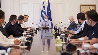 Μητσοτάκης: Δεν θα επιστρέψουν την Επιστρεπτέα Προκαταβολή οι επιχειρήσεις στη βόρεια Εύβοια