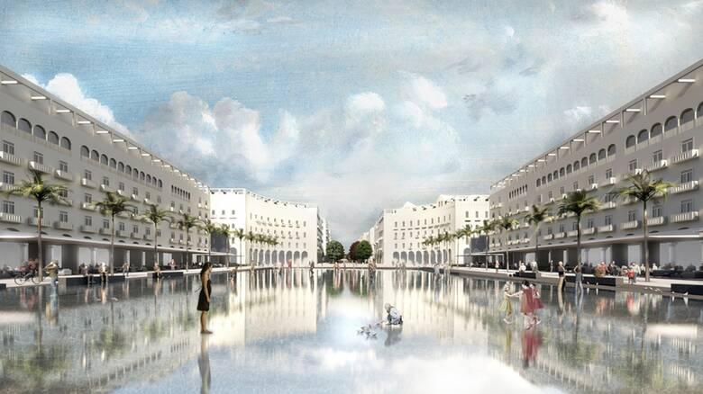 Θεσσαλονίκη: Έτσι θα είναι η νέα πλατεία Αριστοτέλους μετά την ανάπλαση