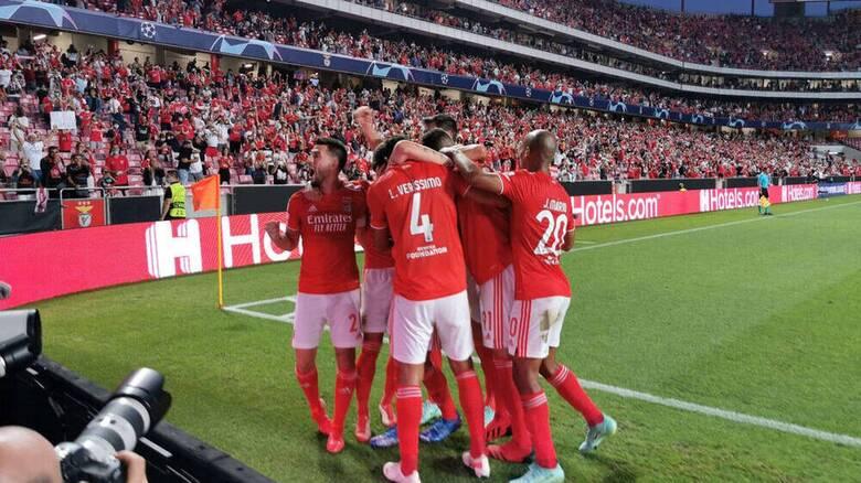 Champions League: Προβάδισμα για Μπενφίκα, Μάλμε, Γιουνγκ Μπόις