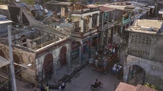 Αϊτή: Ισχυρός μετασεισμός ενώ ακόμη καταμετρούνται νεκροί - Σχεδόν 2.200 ο τραγικός απολογισμός