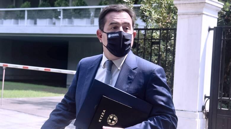 Μηταράκης προς ΣΥΡΙΖΑ: Δεν είμαστε πλέον ξέφραγο αμπέλι, δεν θα δεχθούμε παράτυπες ροές