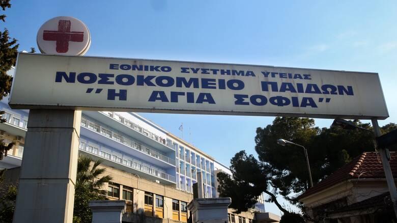 Χίος: Αεροδιακομιδή στην Αθήνα βρέφους και 12χρονου αγοριού με κορωνοϊό