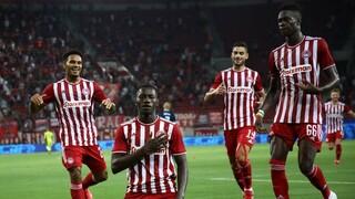 Ολυμπιακός-Σλόβαν 3-0: «Έκλεισε» εισιτήριο για τους ομίλους