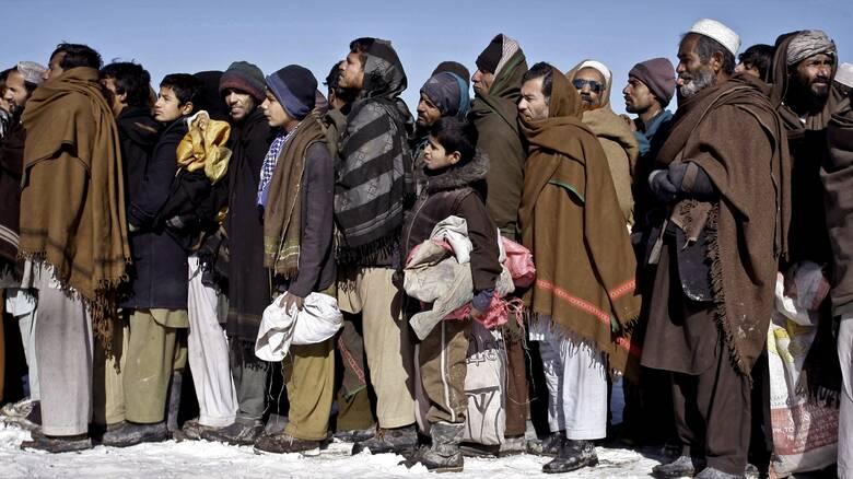 Αφγανιστάν: «Ένας άνθρωπος στους τρεις» αντιμέτωπος με την επισιτιστική ανασφάλεια