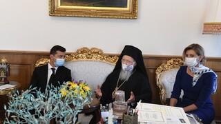 Οικουμενικό Πατριαρχείο: Στην Ουκρανία ο Βαρθολομαίος για τα 30 χρόνια ανεξαρτησίας της χώρας