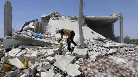 Συρία: Συνεχείς βομβαρδισμοί στην Ιντλίμπ  - Νεκρά οχτώ παιδιά και μία γυναίκα