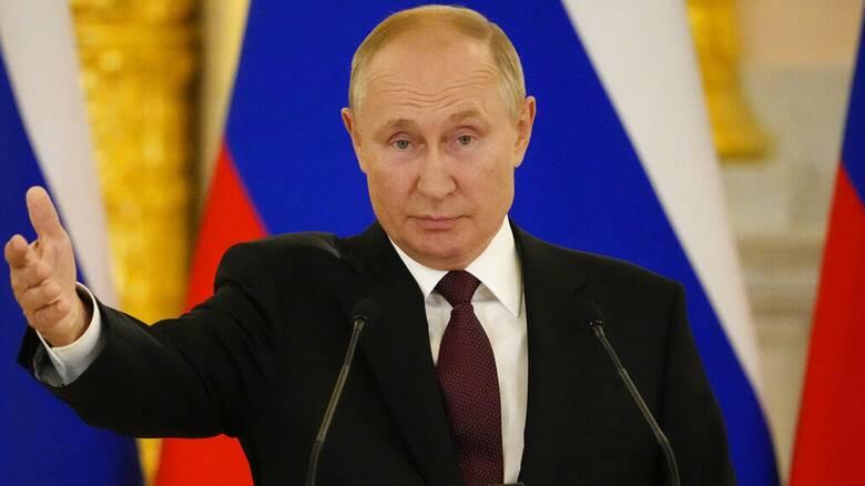Πούτιν: Οι Ταλιμπάν θα υλοποιήσουν τις υποσχέσεις τους