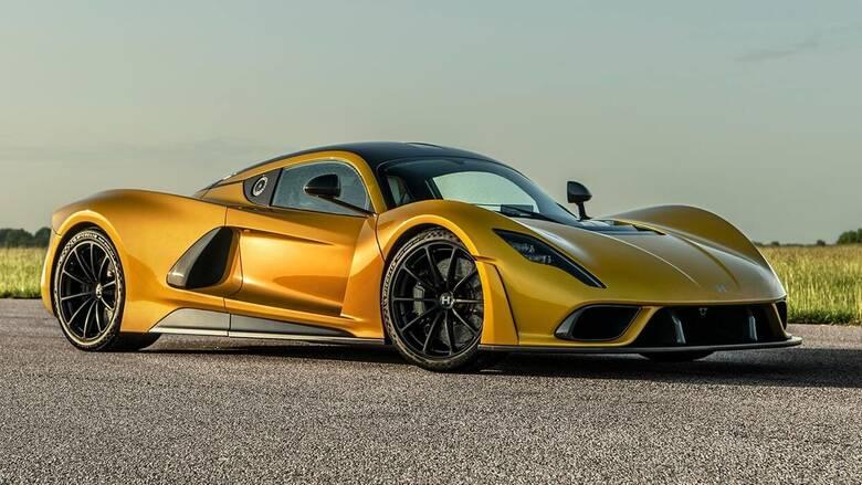 Γιατί δεν μπορεί πλέον να αγοράσει κανείς το hypercar Hennessey Venom F5;