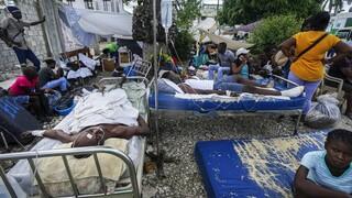 Αϊτή: Θυμός και απόγνωση μία εβδομάδα μετά τον καταστροφικό σεισμό