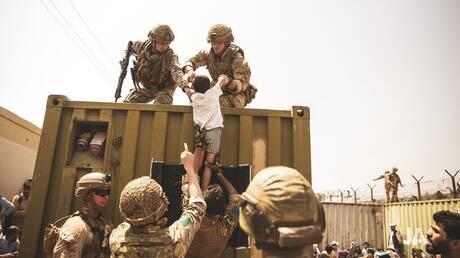 Δραματικός αγώνας διαφυγής από την κόλαση του Αφγανιστάν