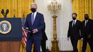 ΗΠΑ: Νέο διάγγελμα Μπάιντεν για Αφγανιστάν και κυκλώνα Χένρι