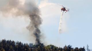 Πολύ υψηλός κίνδυνος πυρκαγιάς σήμερα για πέντε Περιφέρειες