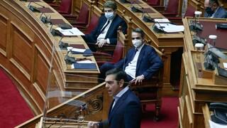 Βουλή: Η ώρα των πολιτικών αρχηγών - Αύριο η συζήτηση για τις πυρκαγιές