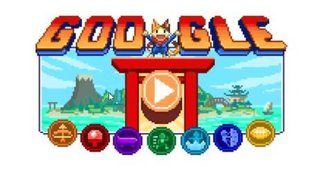 Αφιερωμένο στους Παραολυμπιακούς Αγώνες του Τόκιο το Google doodle